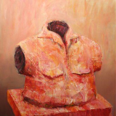 Torso 3, 120 x 150, Acryl/L, 1998