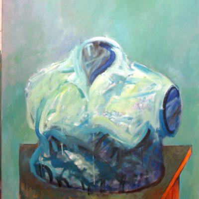Torso 4, 100 x 140, Öl/L, 1998